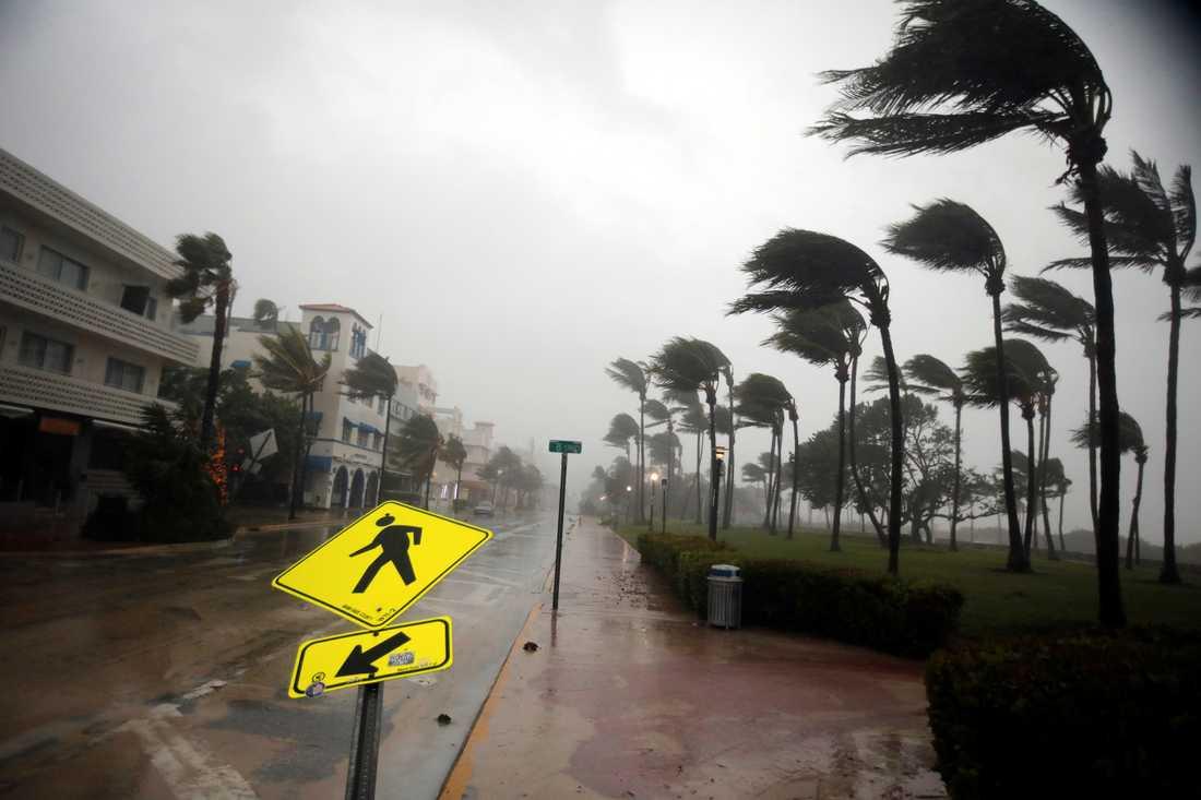 Ocean Drive, Miami Beach.