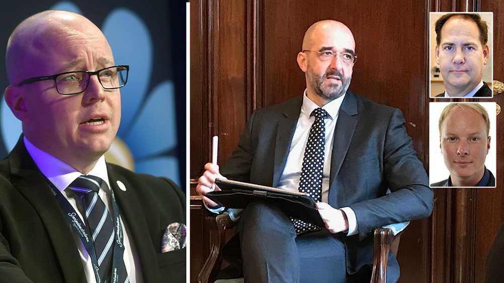 SD:s Björn Söder bad om ursäkt för Sveriges kritik mot den ungerska regeringen när statssekreteraren Zoltán Kovács besökte utrikesutskottet i tisdags. SD:s agerande kändes säkert både tryggt och bra för Kovács, skriver Kenneth G Forslund och Anders Österberg.