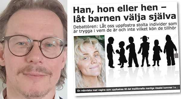 Nej, man har inte rätt att bli kallad det man vill. Könsidentitet och identitet överhuvudtaget uppstår i interaktion med omgivningen, skriver psykologen Magnus Wårhag.