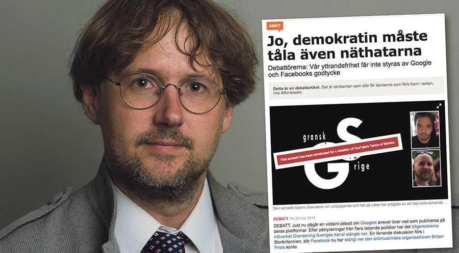 Gummesson och Bengtsson gör en märklig tankevurpa, skriver Niclas Malmberg.
