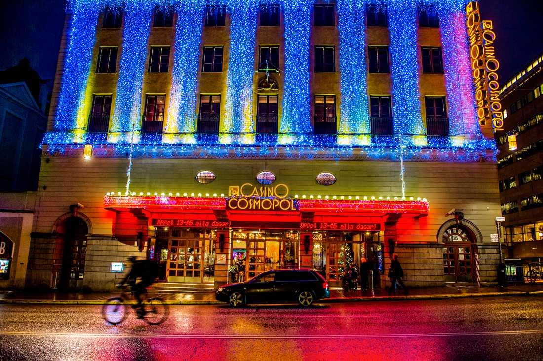 Statliga Casino Cosmopol driver kasinon i Malmö, Sundsvall, Stockholm och Göteborg.