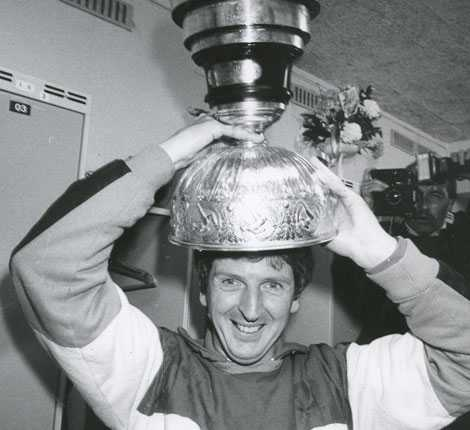 Roy Hodgson vann SM-guld även med Malmö FF 1986.