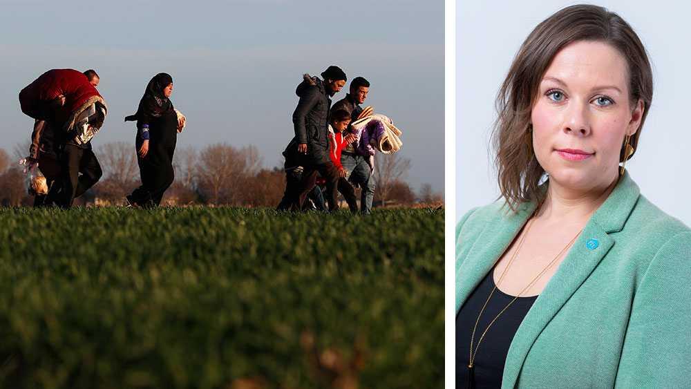 Att socialdemokraterna tycks mer angelägna att tillmötesgå Miljöpartiet än att vara med och skapa en hållbar invandringspolitik gör oss än mer bekymrade. Utvecklingen i Turkiet bekräftar att det är hög tid att nu ändra fokus, skriver  Maria Malmer Stenergard, Migrationspolitisk talesperson (M).
