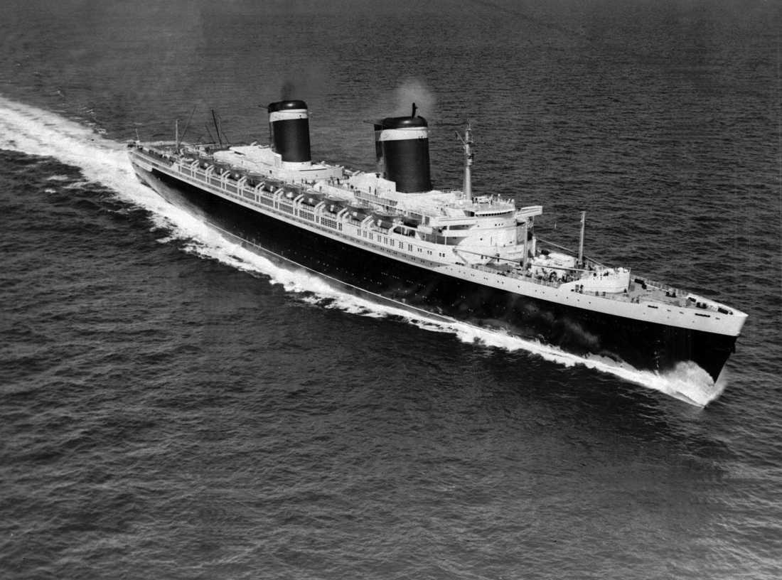 SS United States.