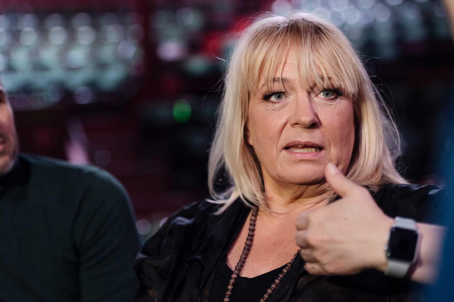 """Sussie Eriksson tävlar i """"Lets dance"""""""