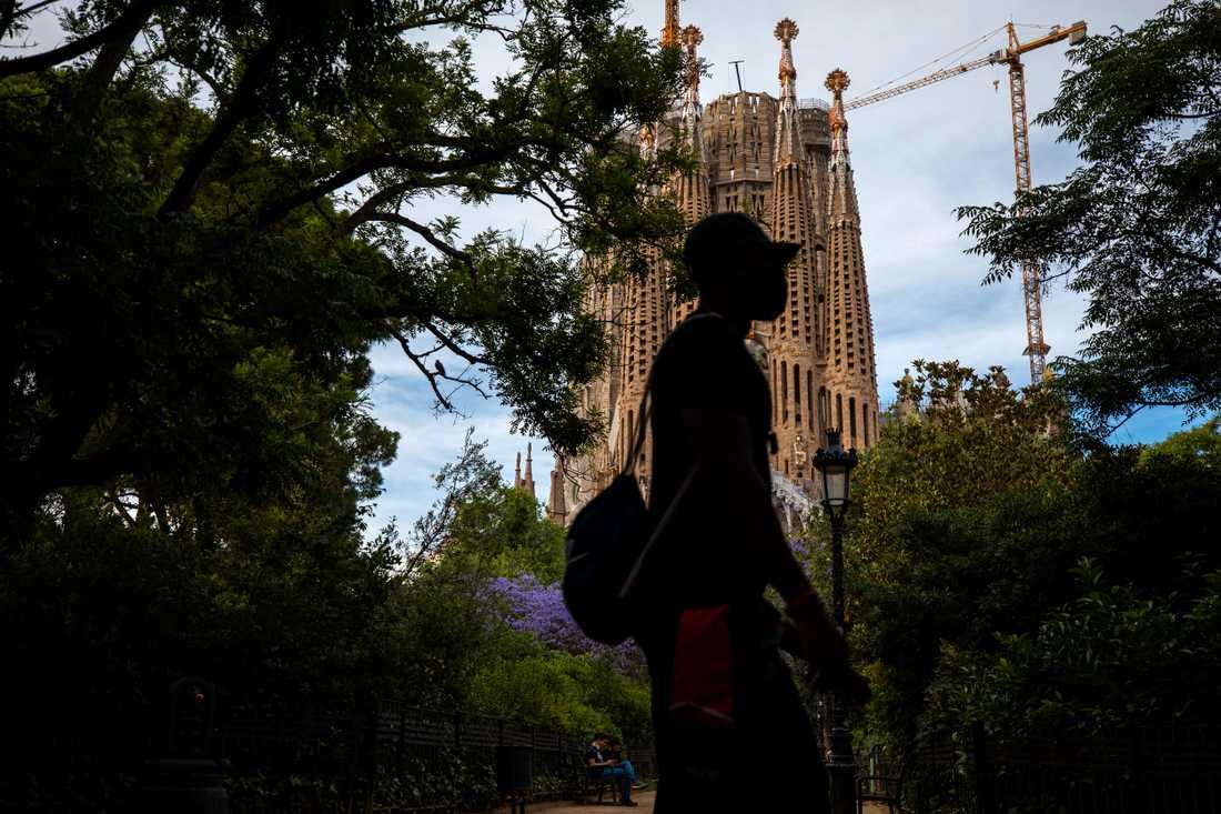 Den senaste tiden har invånarna påmints om hur Barcelona skulle kunna se ut utan massturismen.
