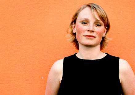 """Lina jobbade aldrig heltid som skådespelerska efter att hon slutade med """"Skilda världar"""" 1998."""