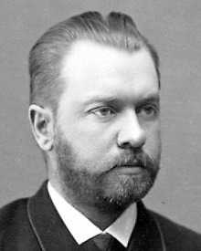 Teodor Holmberg (1853–1935).