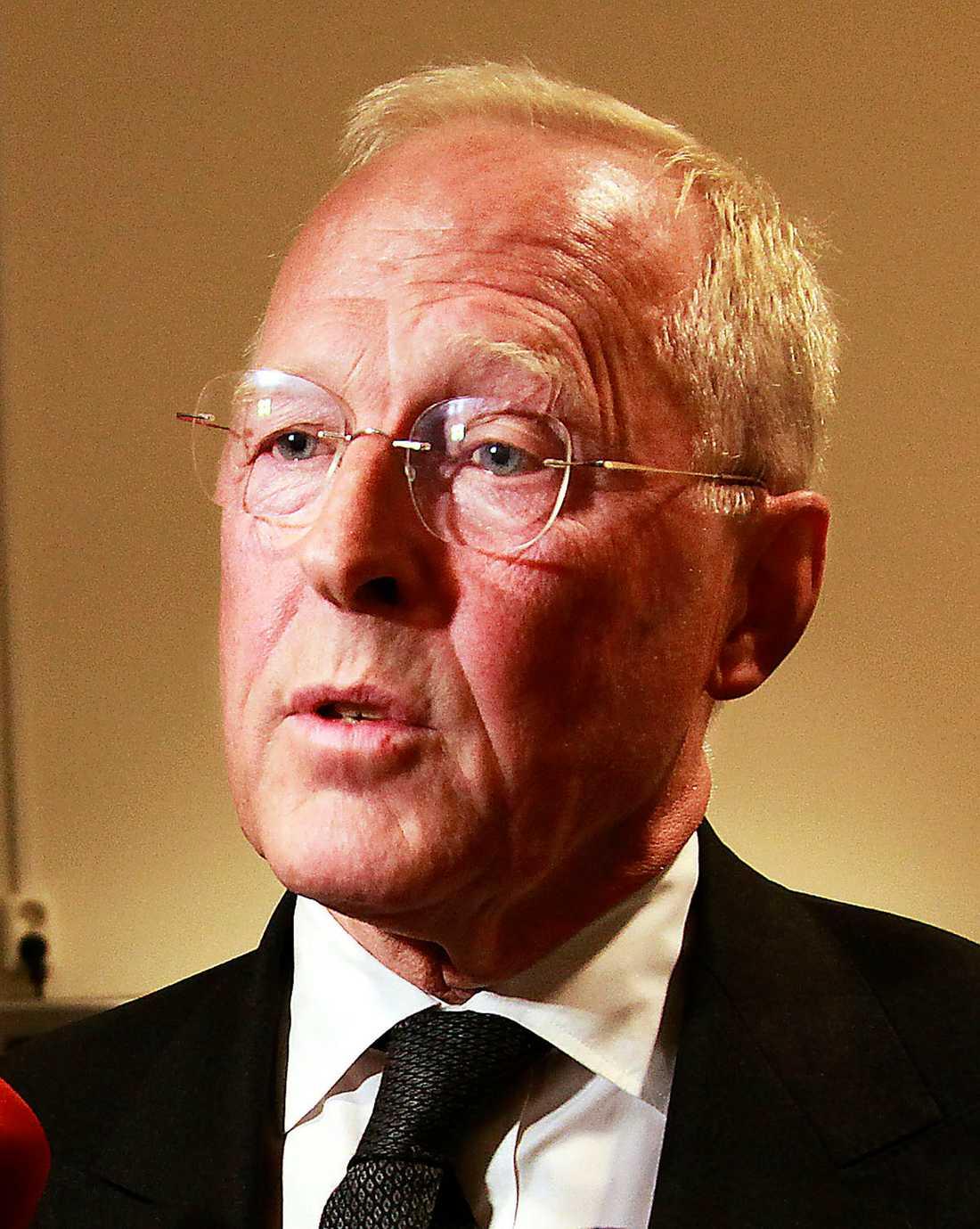 Bengt H Nilsson kallas in av oljebolaget Lundin Petroleum.