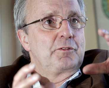 metallordföranden Göran Johansson tror inte han får frågan.