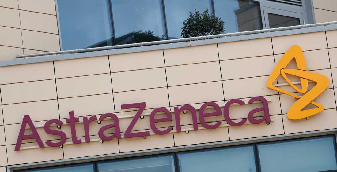 Vaccinet utvecklas i samarbete med Astra Zeneca.