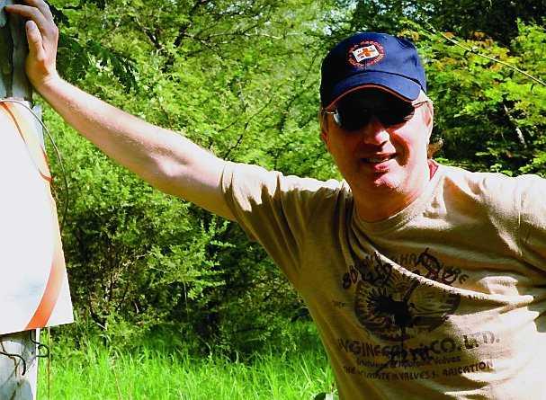 Urban Lennartsson, 47, från Solna valde Makutsi för att komma närmare de vilda djuren.