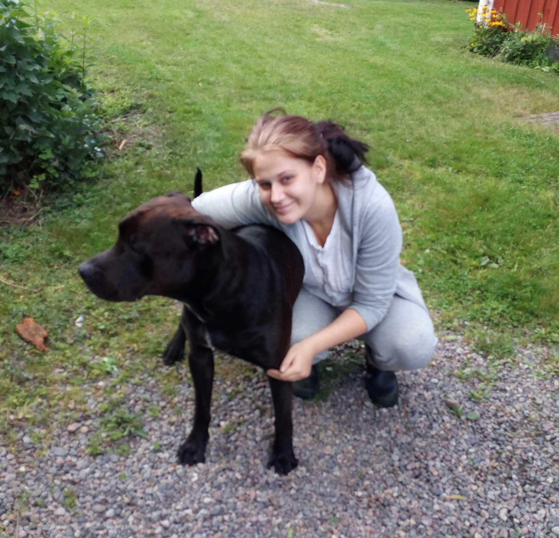 Jennie och pojkvännen hade en hund. Enligt mamma Gunilla Tholander hände det att pojkvännen tog tiden på hundpromenaderna. Om Jennie var ute länge ska han ha blivit upprörd.