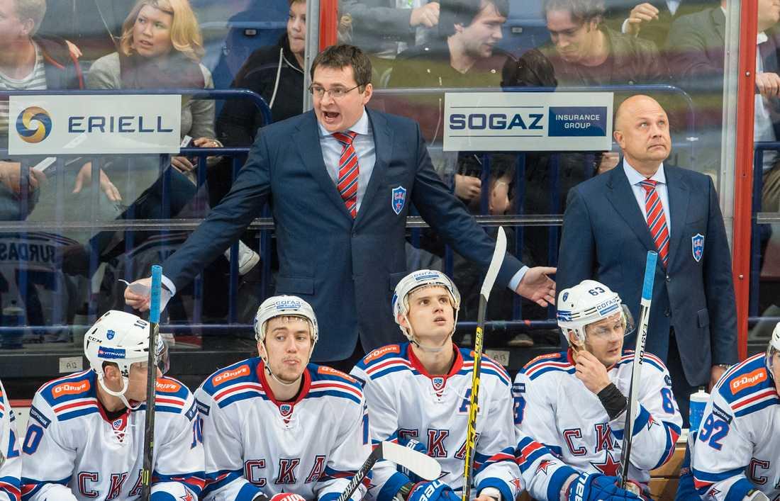 Stjärnfesten blev till baksmällan för SKA St. Petersburg.