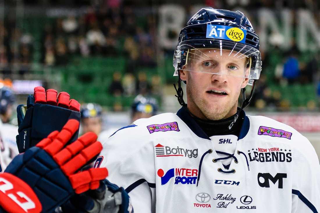 Tony Mårtensson, som deläger Caballion.
