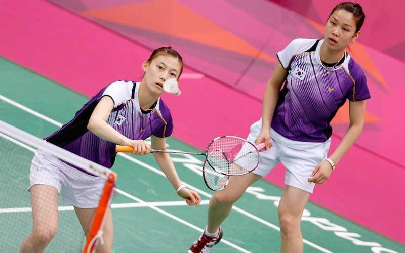 DISKADE Kim Ha-na och Jung Kyun-eun (Sydkorea)