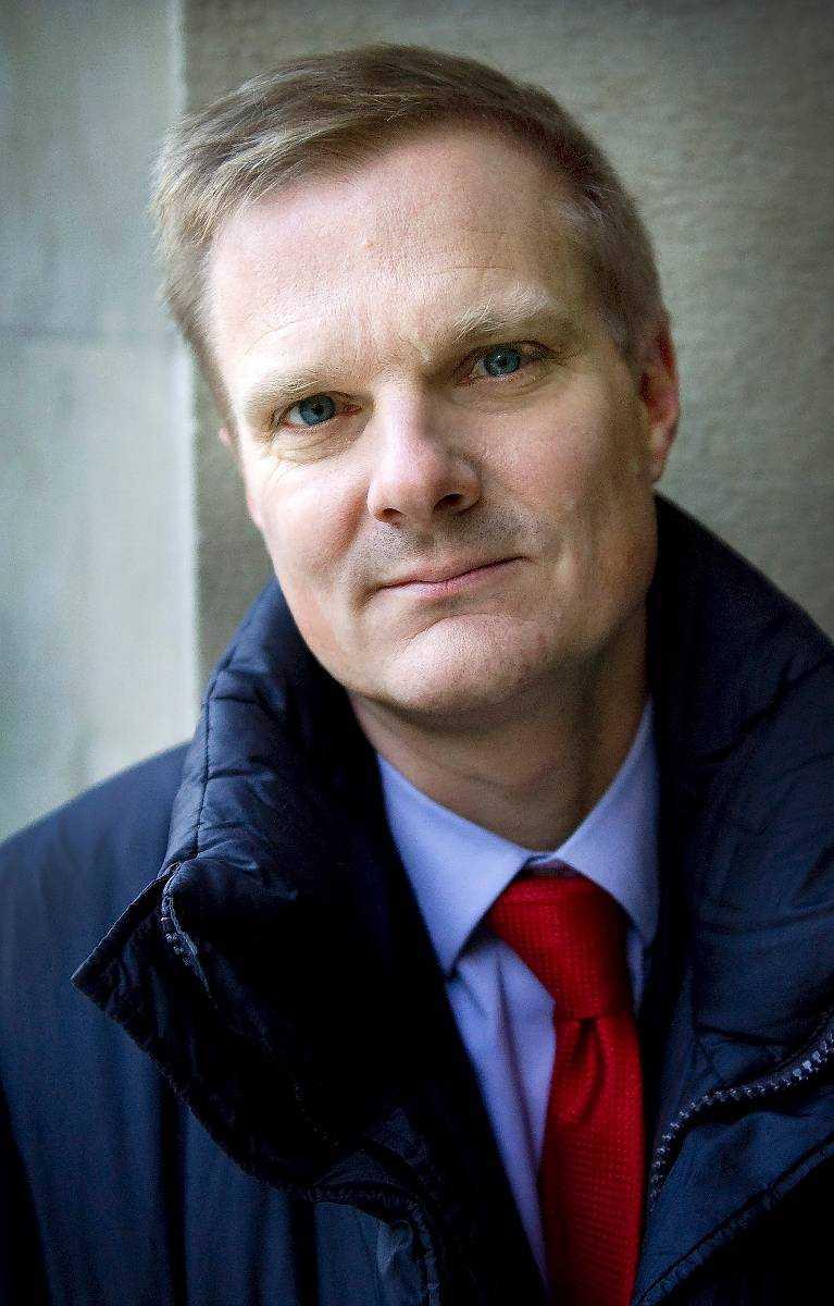 Jens Henriksson, 45 Vd Stockholmsbörsen.