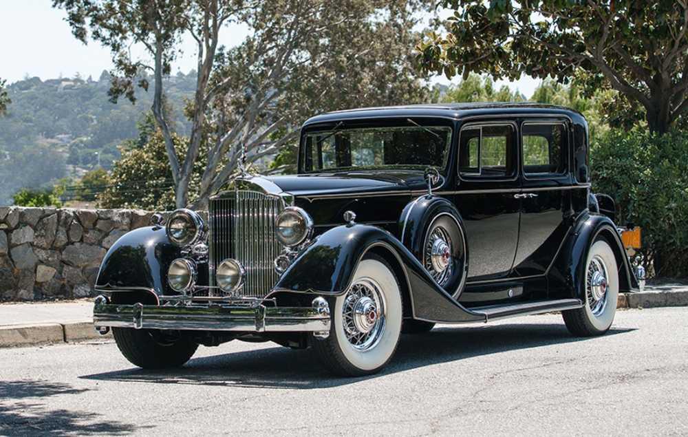 170 bilar auktioneras ut på RM Sothebys auktion.