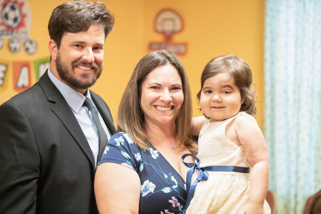 Skyes föräldrar är tacksamma för allt det som Hayden gjort för deras familj.