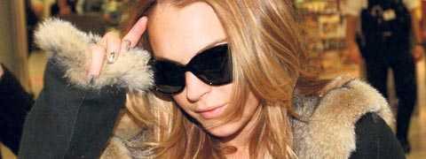 Lindsay Lohan har kommit till rätta med sina problem och vill nu varna andra.