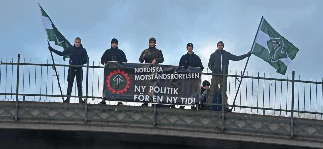 Nordiska motståndsrörelsen står för värsta sortens homofobi.