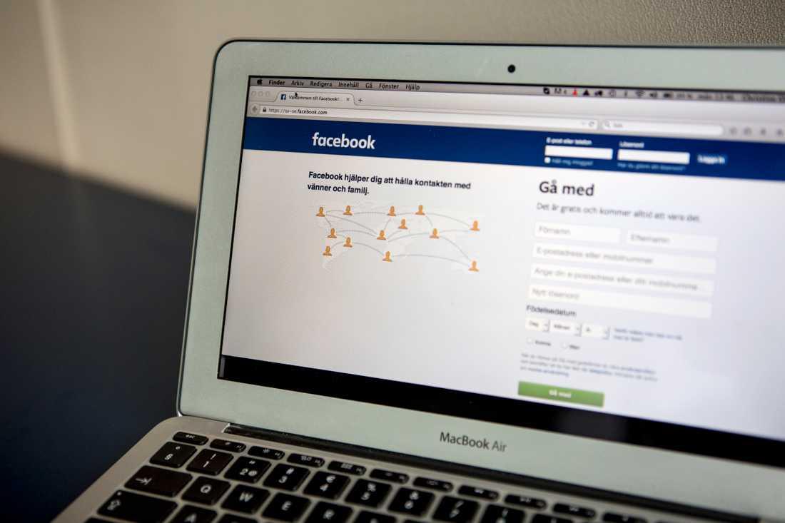 Om du lägger upp den här kolumnen på fejan så ska Aftonbladet ha rätt att begära ersättning av Facebook, skriver Oisín Cantwell.