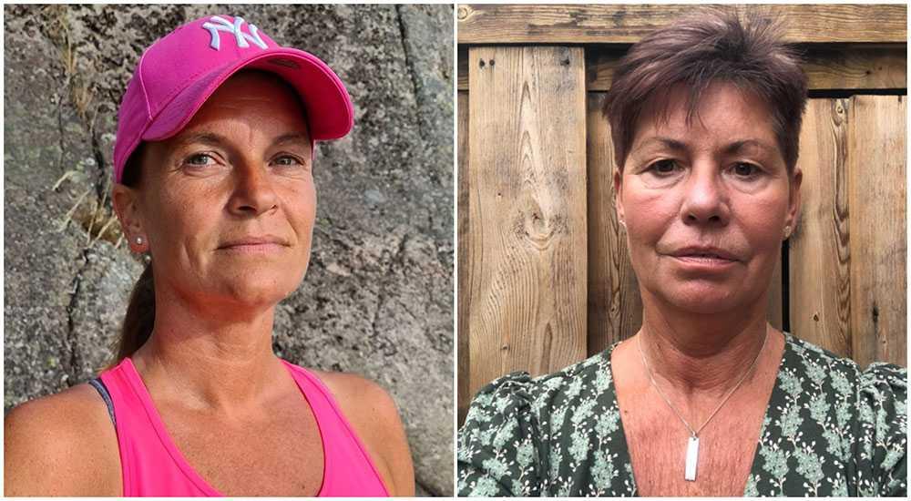 Camilla Olausson och Marit Olsson och hennes man Vilgot agerade blixtsnabbt när grannens villa började brinna. De påbörjade släckningsarbetet och räddade en kvinna och hennes barn från elden.