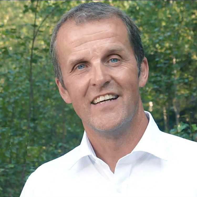 Blivande kommunalrådet Gunnar Selberg (C).