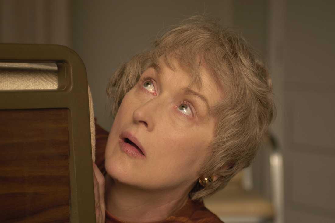 """Meryl Streep i """"Angels in America""""."""