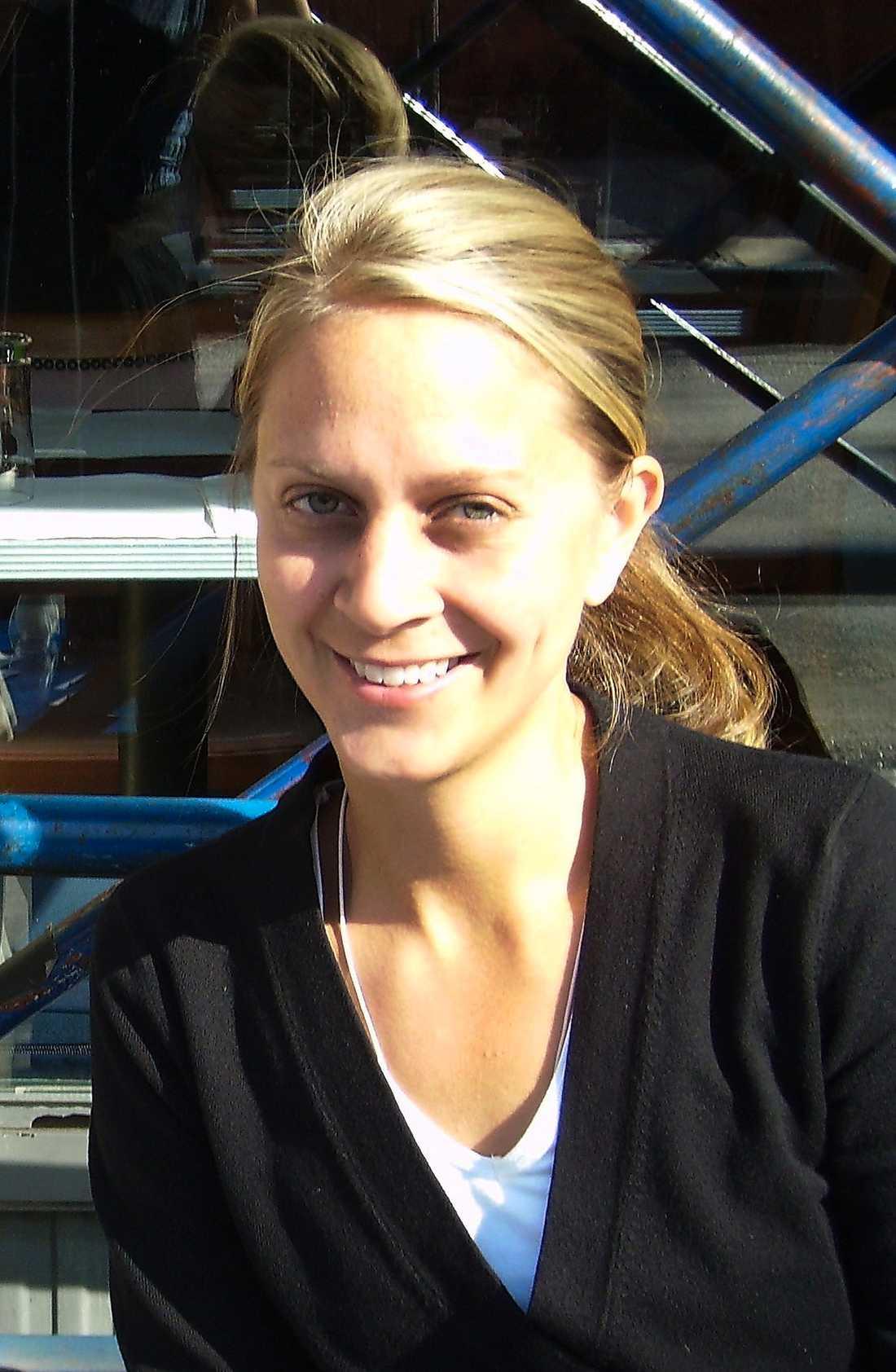 Malena Rosén Sundström.