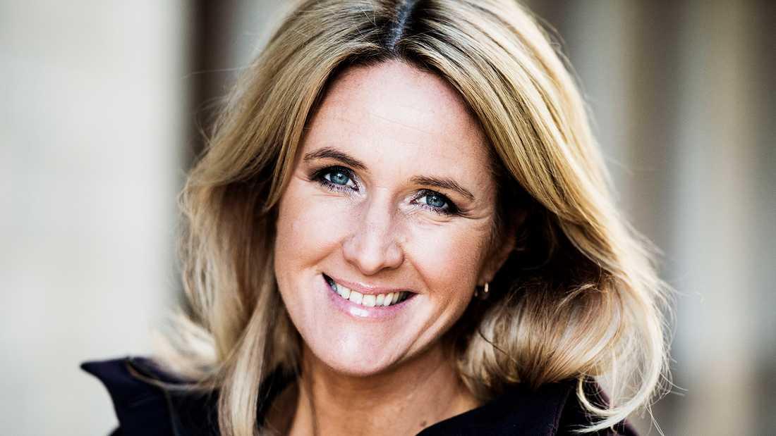 Denise Rudberg.