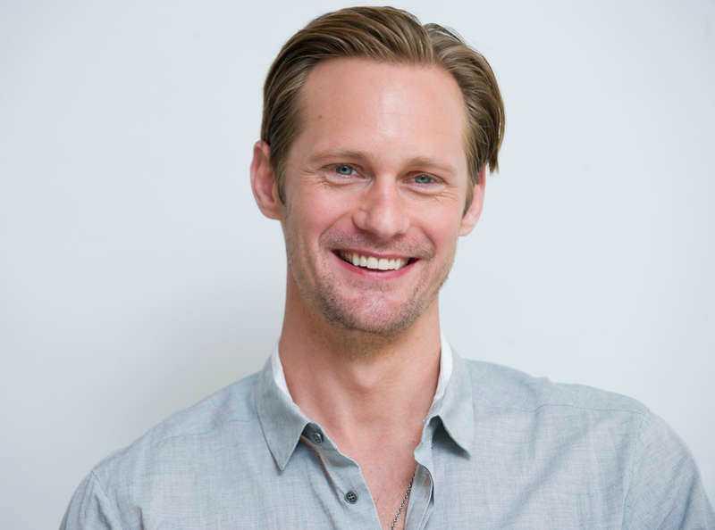 Alexander Skarsgård.