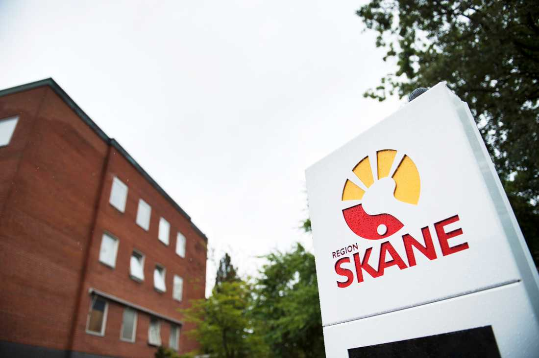 Region Skånes datastrul är över. Arkivbild.