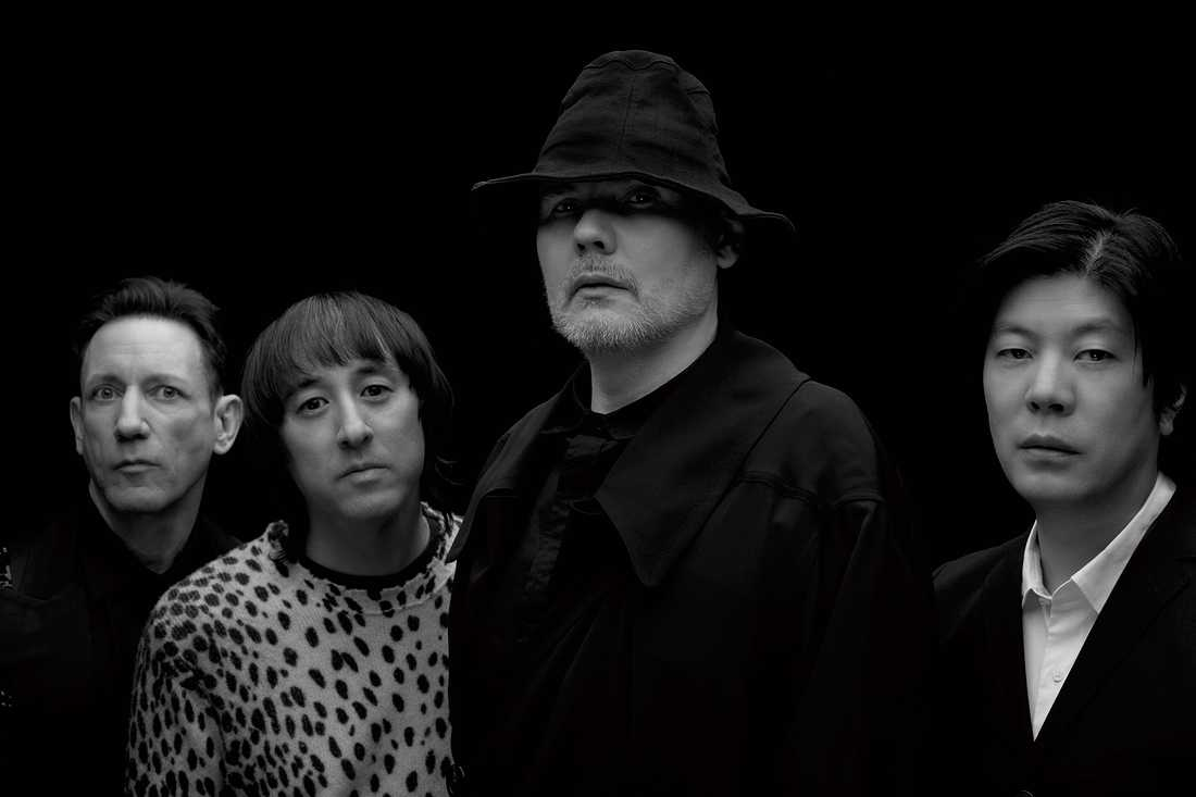Den kreativa kärnan i Smashing Pumpkins är återförenad sedan förra albumet.
