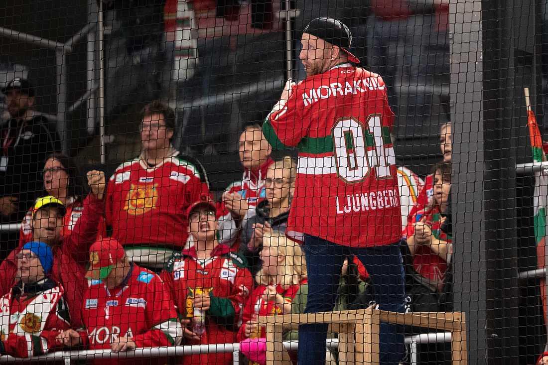 Moras klackledare Dan Ljungberg