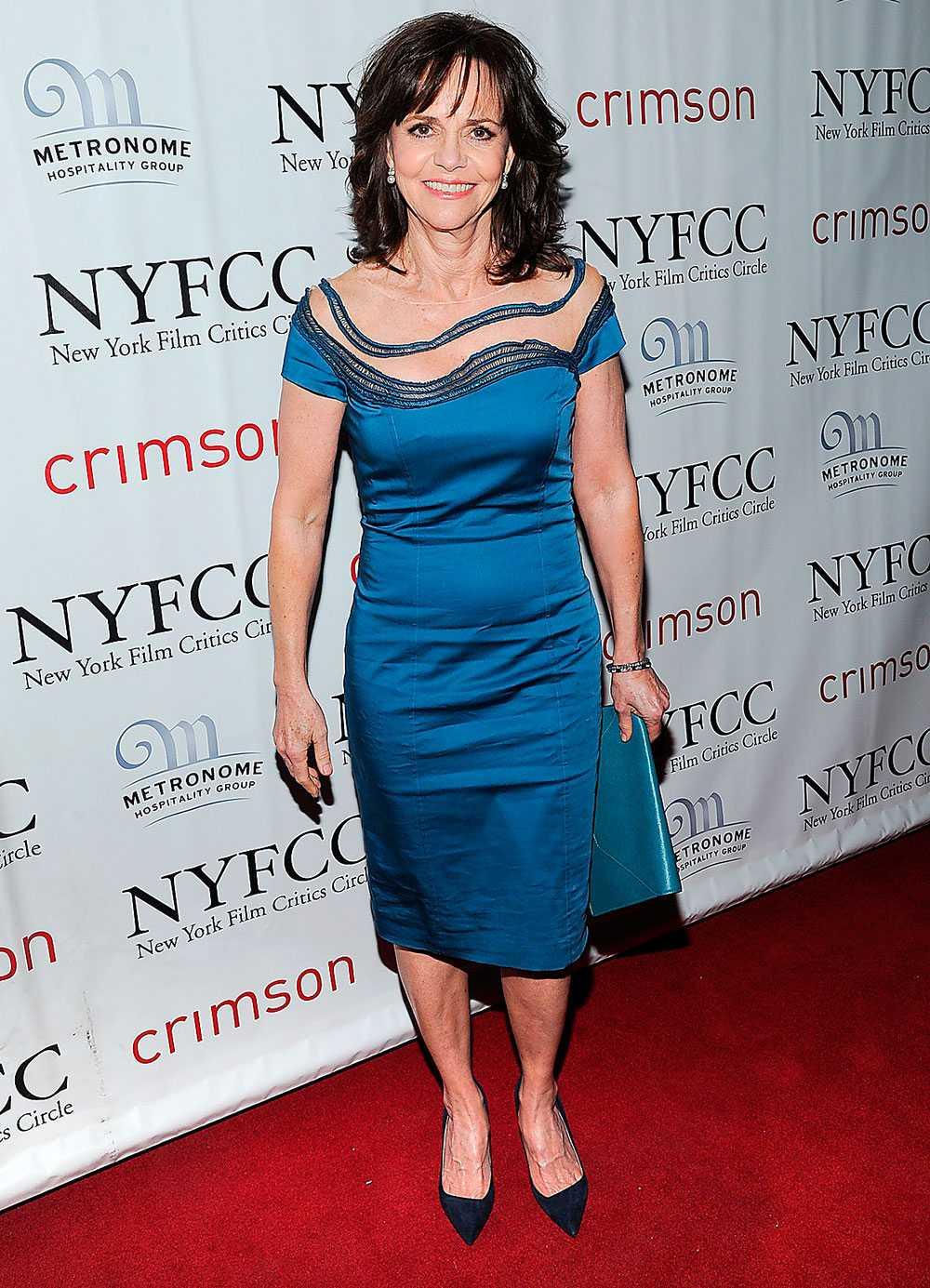 Sally Fields efterfestar gärna på 20th Century Fox