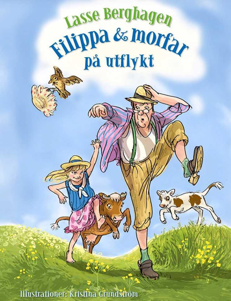 Senaste boken från Lasse Berghagen.