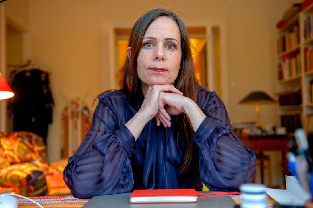 Sara Danius (1962–2019).