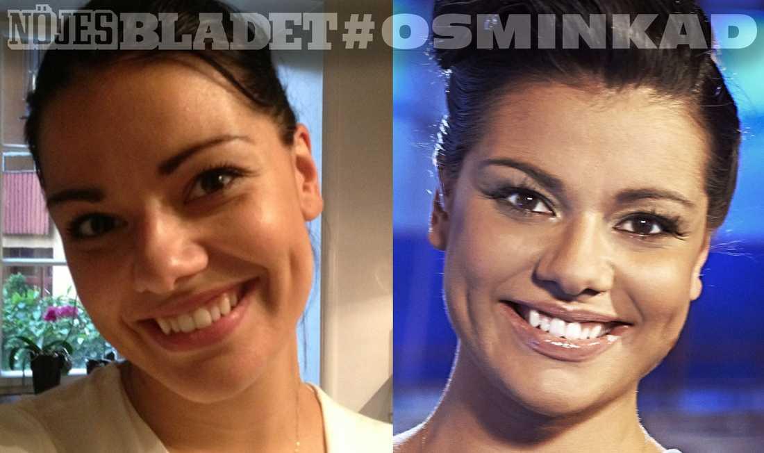 Carin Da Silva, TV3.