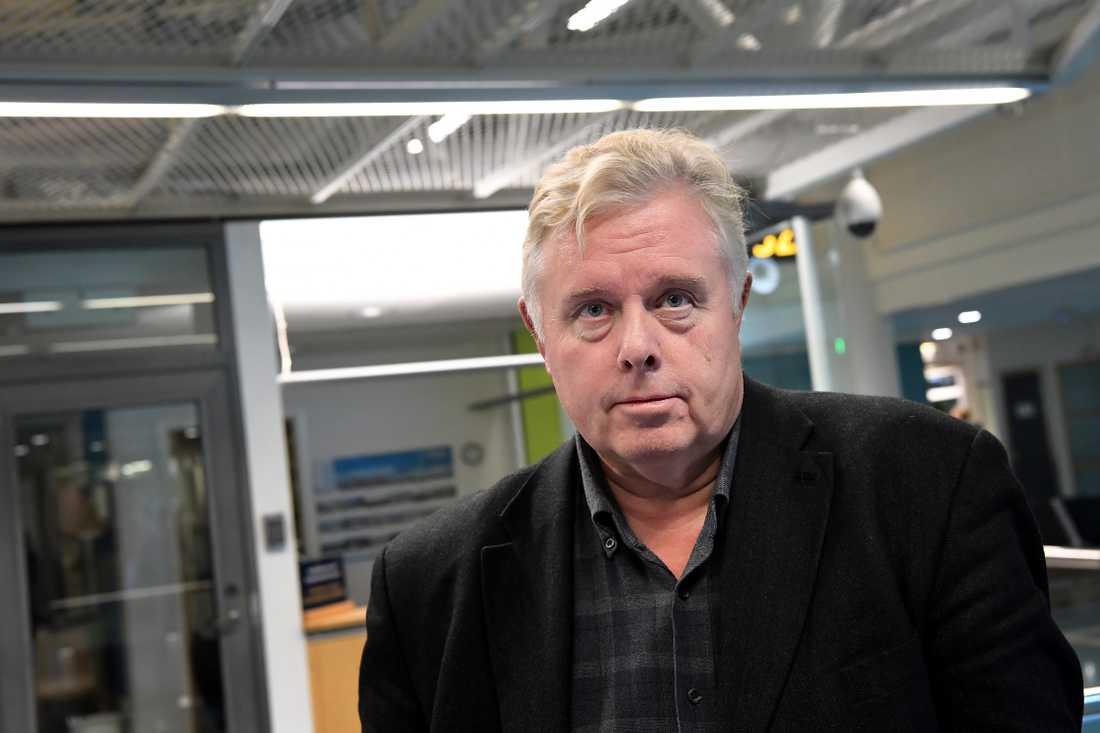 Yngve Gustafson, professor i geriatrik vid Umeå universitet.