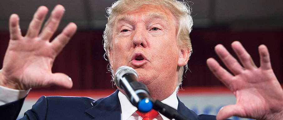 Dagens debatt om fake news blossade upp när Donald Trumps stab hade en annan uppfattning än CNN om antalet besökare på presidentinstallationen.