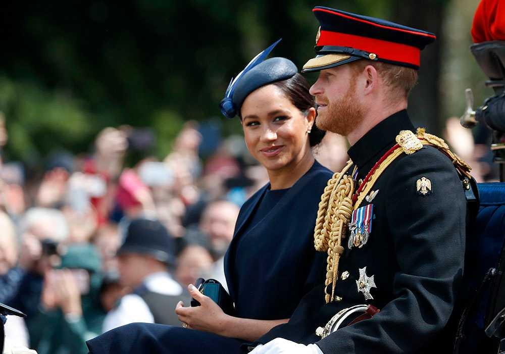 Prins Charles slutade betala för Harry och Meghans uppehälle i samband med Megxit.