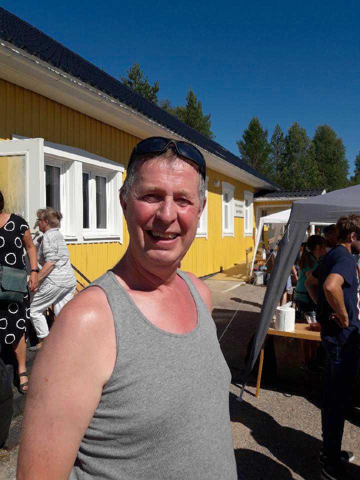 Bert Persson, Svartbyn.