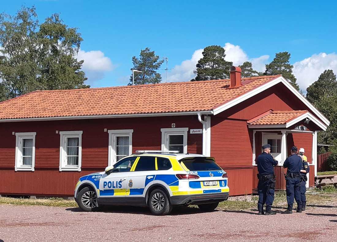 Anmälan kom in under torsdagen, säger Lars Hedelin, presstalesperson på polisregion Bergslagen.