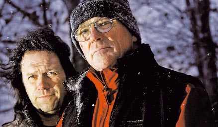 FÖRST ATT SKRIVA PÅ Meteorologerna Pär Holmgren och Anders Nylund är först att skriva på för Aftonbladets upprop mot klimathotet. Nu kan du också göra en insats.