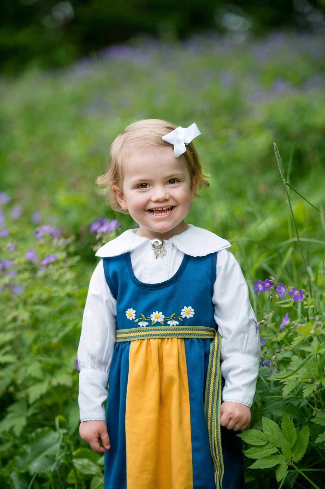 Prinsessan Estelle 2014.