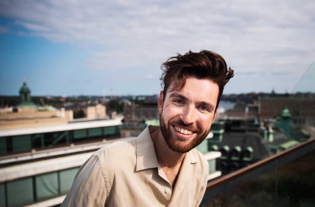 Duncan Laurence, från Nederländerna, vann Eurovision 2019 med låten Arcade.