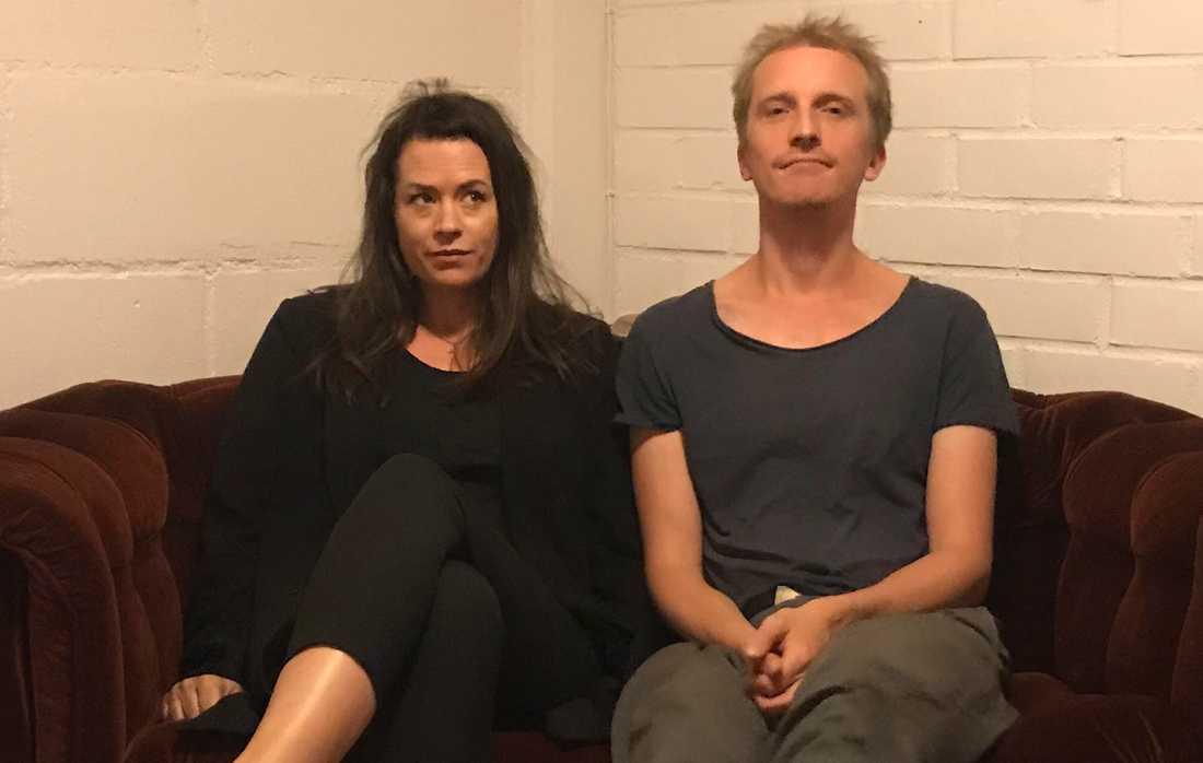 """Liv Strömquist är veckans gäst hos Ola Söderholm i podden """"Stormens utveckling""""."""