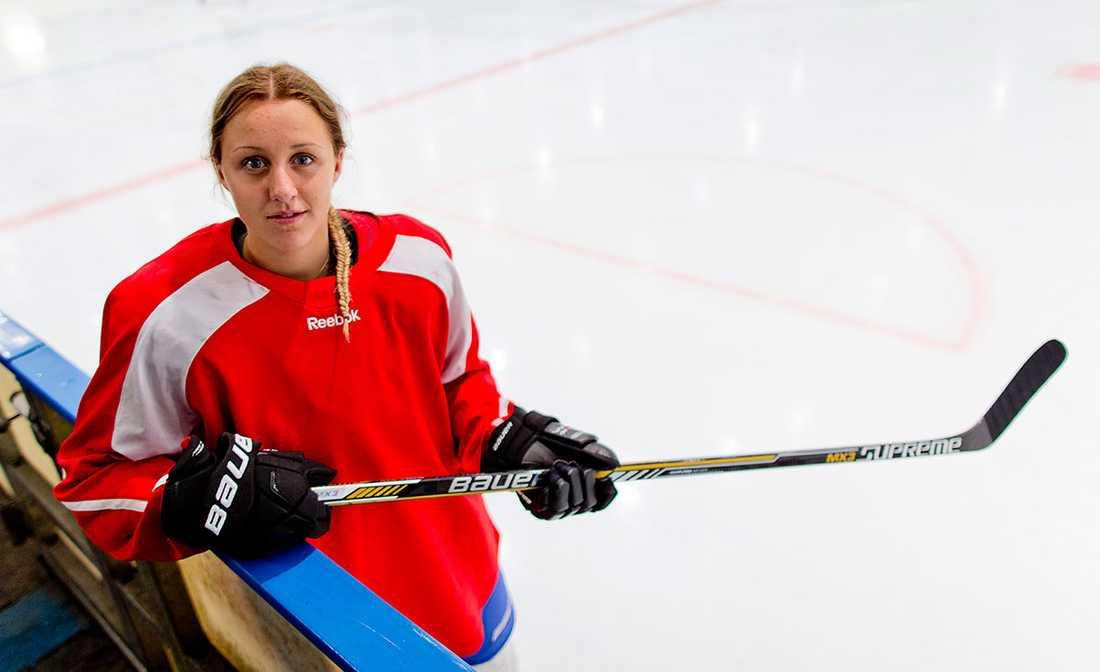 Hanna Olsson. Foto: Adam Ihse/TT