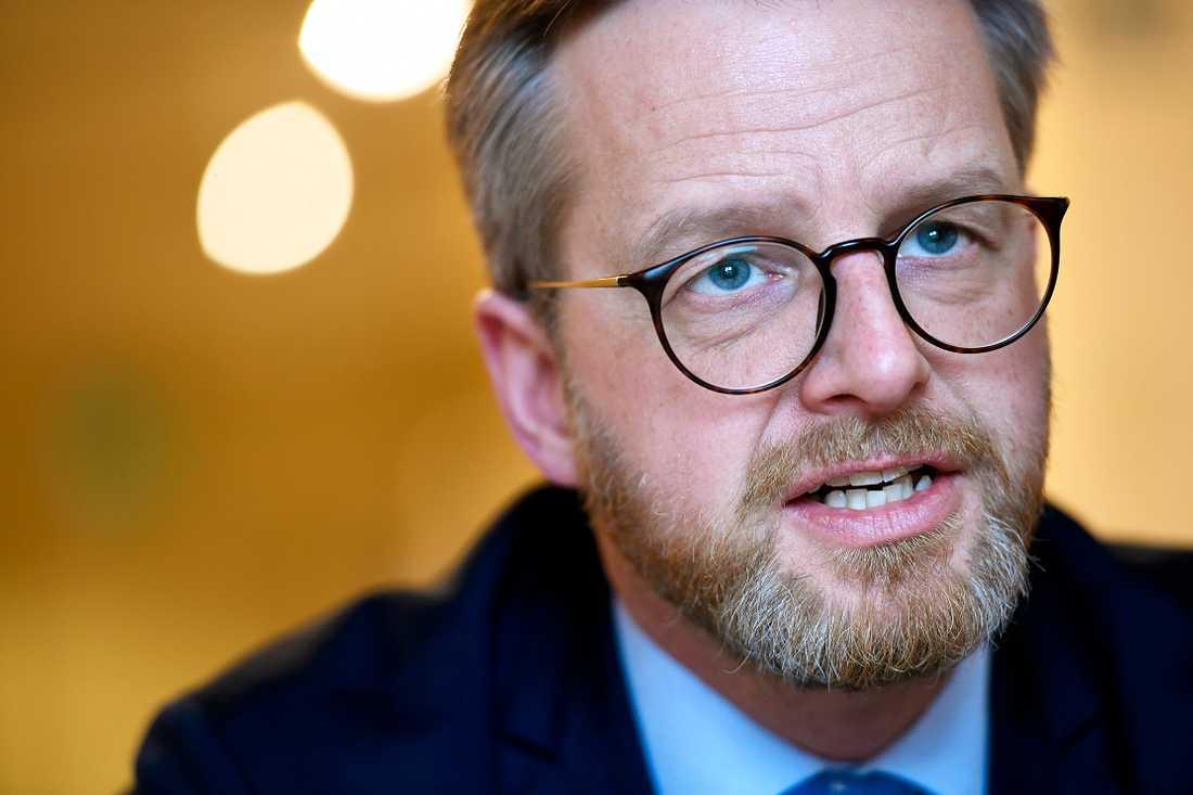 Inrikesminister Mikael Damberg (S) har redan hunnit använda årets upplaga som ett argument för fler poliser.